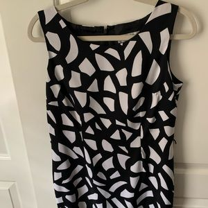 Animal Blk dress, lining, good condition